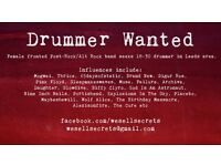 Drummer wanted for Post rock band in Leeds