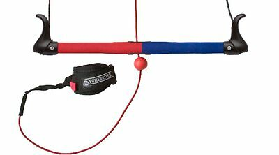 HQ 3 LINE CONTROL BAR + SAFETY SYSTEM FOR TRAINER KITES