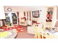 Caravan to rent, hire @ Craig Tara Holiday Park Ayrshire Scotland -