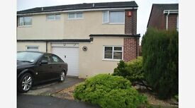 3 Bedroom Semi-Detached House in Plympton, Chaddlewood, available from 27/11/16
