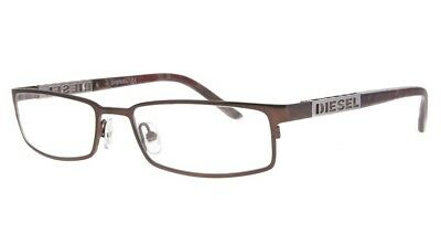 Brand New Diesel Eyeglasses Frames Bronze Optical DV 0122 5VN Eyewear Authentic