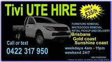 pickup and drop ute for hire Stafford Brisbane North West Preview