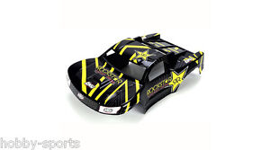 LOSB1323 Losi Mini SCT MSCT RockStar Painted Body Set 1/16 Scale Team
