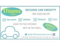Can't get car finance? Bad credit, unemployed? We cam help!