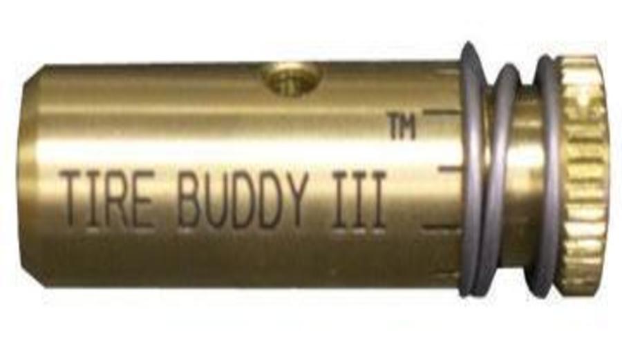 TIREBUDDY III AUTOMATIC TIRE DEFLATOR (Single Or Quad Pack)