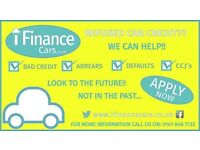 FORD FOCUS Can't get finance? Bad credit, Unemployed? Wecan help!