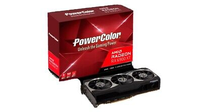 AMD Radeon RX 6900XT Powercolor!!! Ready To Ship! Best In 4K Gaming!!