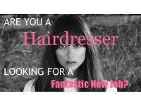 FULL TIME HAIR STYLIST REQUIRED FOR BUSY SE1 BASED SALON.