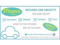 Can't get can't get car finance? Bad credit, unemployed? We can help!