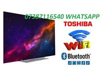 Toshiba UL2063DB 65 INCH 4K LED Smart TV 2021,WITH REMOVE AND STAND NEW
