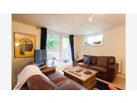 THREE BED FLAT - KENTISH TOWN - TERRACE - TWO BATHROOMS