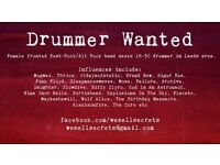 Drummer wanted for Post rock band