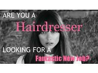 Full Time Hairdresser Required