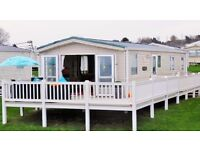 Caravan to rent Craig Tara Ayr - Veranda - Sea Views - MASSIVE SAVINGS on Caravan HIre