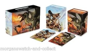 Ultra Pro Magic KNIGHTS vs. DRAGONS *SEALED* Duel Deck Box Combo Stock #: 82788