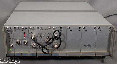 Aeroflex Comstron Europtest Pn9000 Phase Noise Measurement Test System Woptions