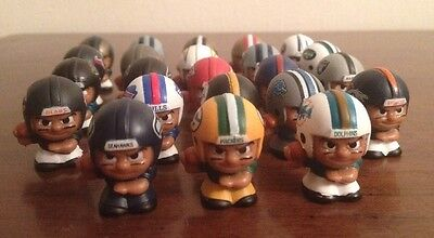 PICK UR FAVORITE TEAM FIGURE NFL FOOTBALL TEENYMATES SERIES 1 Quarterbacks QB ()