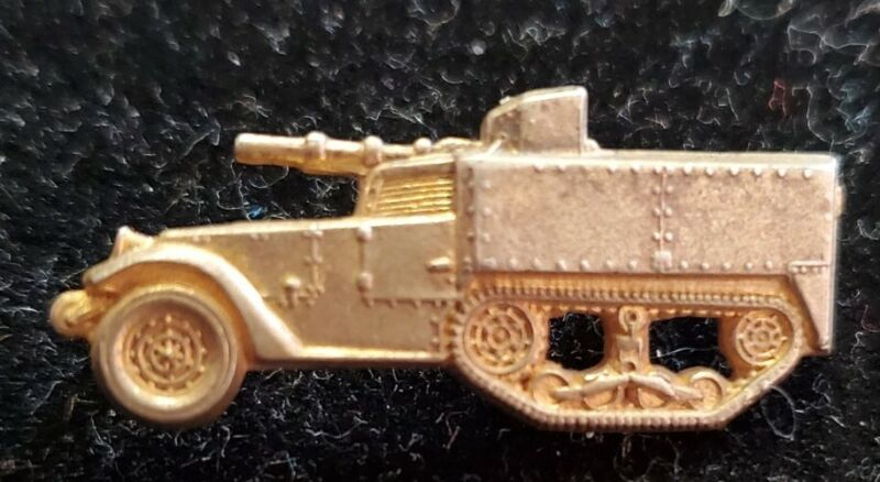 RARE WWII US Army Tank Destroyer Officer