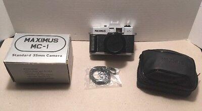 Дальномерные камеры Vintage Maximus MC-1 35mm