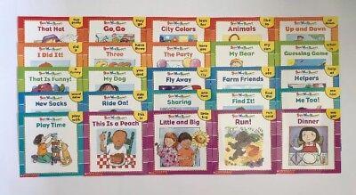 Sight Word Children's Books Lot 25