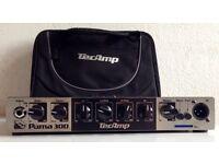 Tecamp Puma 300 Bass Guitar Amplifier