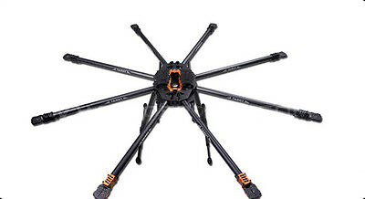 F08167 Tarot T18 Aerial Photography 25mm Plant Protection UAV TL18T00 Octocopter