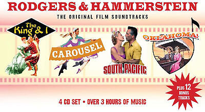 Rodgers and Hammerstein Original Film Soundtracks Music