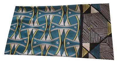 Подушка West Elm Silk Print Pillow