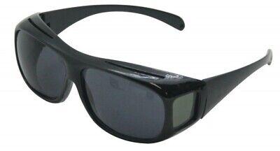 polarisierende Überbrille Sonnenbrille Brillenträger 100% UV Damen Herren Brille