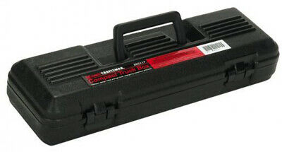 Craftsman 17 Compact Truck Tool Box Storage Portable Chest Black Toolbox Case