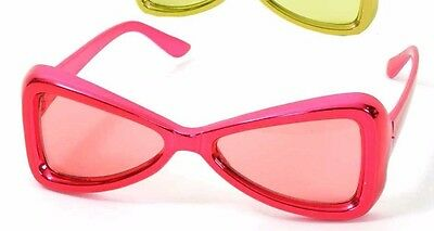 Spacerider Brille rot Kostüm Fasching Mottoparty Festival Accessoire 125015713