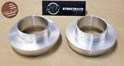 "[SR] Billet FRONT 2"" LIFT LEVELING KIT 88-07 GMC Chevy 2WD Sierra Silverado Etc."
