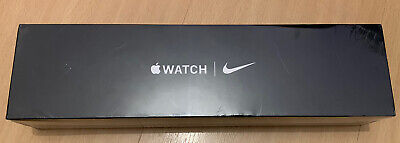 Apple Watch Series 5 Nike 44mm Space Grey Aluminum Case with Anthracite/Black...