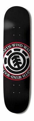 """Element Skateboard Deck Seal Black 7.75"""""""