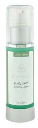 Cosmedix Purity Clean Exfoliating Cleanser 100ml Brand New