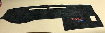 2005-2006-2007-2008-2009-2010-2011-2012-2013-2014-2015 TOYOTA TACOMA BLK SUEDE D