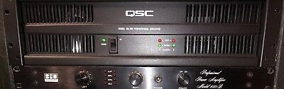 QSC ISA 280 PROFESSIONAL STEREO AMP for sale  Shipping to Canada