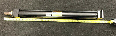 Parker Hydraulic Cylinder 24 1h3l0000252674 2000psi Log Splitter