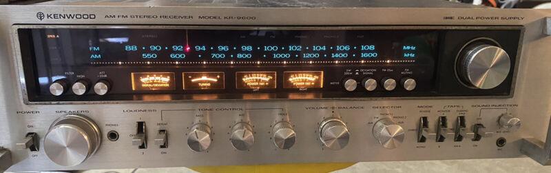 Kenwood KR - 9600