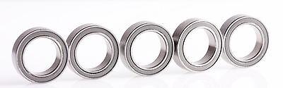 10x15x4mm Ceramic Ball Bearings 5 Pack - 6700 Ceramic Bearing - 10x15mm Bearing