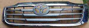 Toyota Hilux Grille Kanimbla Cairns City Preview