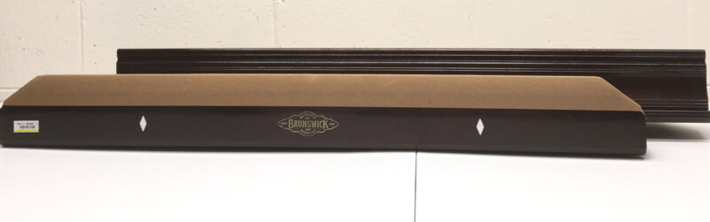 2 Pool Table Replacement Foot Rails Pool Table