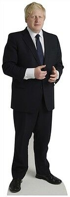 Boris Johnson London Mayor Fun Cardboard Cutout 186cm Tall-Great for your Event