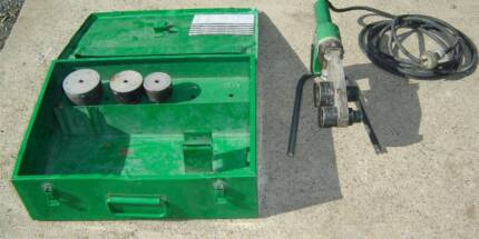 Aquatherm HDPE Plastic Pipe Socket Welder Heater Paddle 800 Watt Greenbank Logan Area Preview