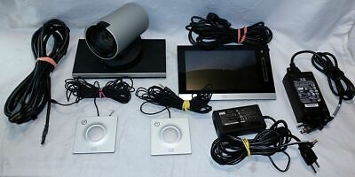 Cisco Tandberg Ttc8-02 Precision Hd 1080 12x Camera Cts Ctrl -dvc8 Touch Used