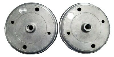 Lot Of 2 - Original Clarke Edger Disc Pad For S7r S-7r Super 7 R Part 21066a