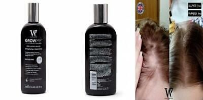 Best Hair Growth Shampoo Sulfate Free, Caffeine, Biotin, Argan Oil & more,...