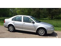 2001 VW Bora 1.6 Manaul 4Doors Saloon With 12 Month MOT PX WElcome