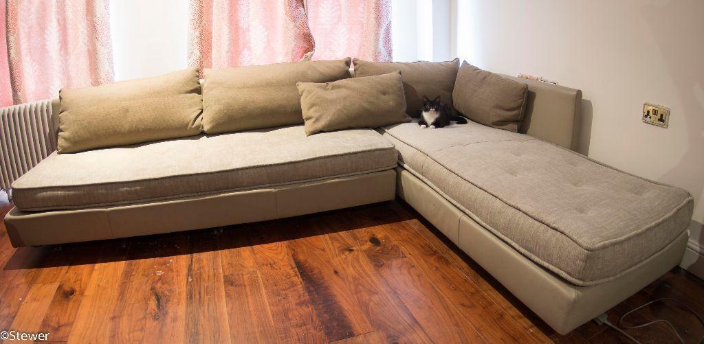 Ligne Roset Nomade corner sofa bed for sale £345 | in Highgate ...