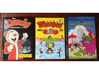 Dandy Book 1978, Whoopee Annual 1978, The Great Grape Ape and Hong Kong Phooey Annual 1977